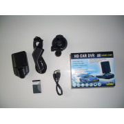 Kamera HD CAR DVR HD Ready