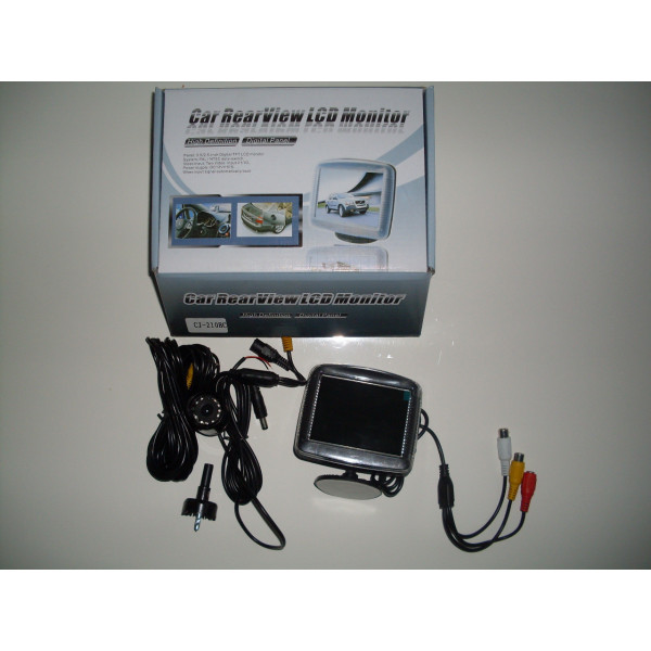 Kamera s display-om