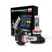 LED prestavbová sada H8,H11,H10,H9  X3 Philips Lumileds