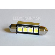 Led žiarovka SUFIT 41 mm 4smd