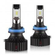 LED prestavbová sada H8,H11,H9 Philips chip 60W 8000 lm canbus