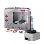 Xenónová výbojka Powertec Platinum +130% D1S DUO