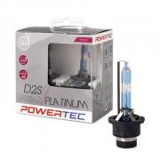 Xenónová výbojka Powertec Platinum +130% D2S DUO