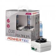 Xenónová výbojka Powertec Platinum +130% D3S DUO